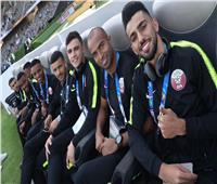 ننشر تشكيلة منتخبي قطر واليابان