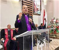 رئيس الإنجيلية يفتتح مبنى جديدًا لكنيسة أولاد نصير بسوهاج