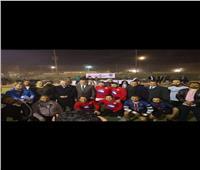 مسابقة لكرة القدم باسم «الشهيد مصطفى عبيد»