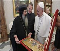 البابا فرنسيس يستقبل أعضاء لجنة الحوار اللاهوتي بين الكنائس