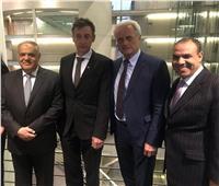 «التراس» يلتقي سياسيين ألمان لبحث دعم التعاون مع «برلين» في مجالات مختلفة