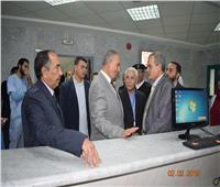 محافظ البحر الأحمر يفتتح وحدة علاج كيماوي لمرضى السرطان بمستشفى الغردقة