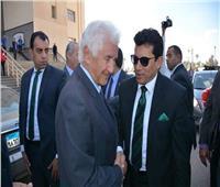 وزير الرياضة يفتتح أسبوع شباب الجامعات المصرية الثاني عشر بكفر الشيخ