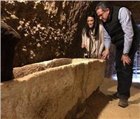 المشاط: الاكتشافات الأثرية تجذب أنظار العالم إلى مصر وتروج للسياحة