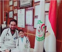 فيديو| الطفل «زياد» يعاتب محمد صلاح