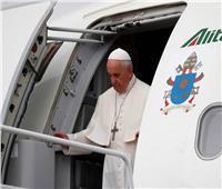 أول قدم لباباوات الفاتيكان تحط بالخليج العربي.. البابا فرانسيس يصل الإمارات