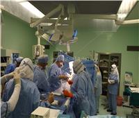 مستشفى جامعي بأسيوط تنجح في إجراء 17 عملية زرع كبد العام الماضي