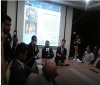 أشرف صبحي لشباب معرض الكتاب: هذه نصيحتي حتى تكون وزيرًا