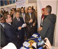 وزير القوى العاملة يفتتح الملتقى التوظيفي الأول في بني سويف