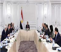 رئيس الوزراء يلتقي وزير الاقتصاد الألماني وممثلي 40 شركة ألمانية