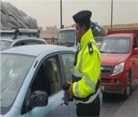 ضبط 31 سائقا لتعاطيهم المواد المخدرة أثناء القيادة بالطرق السريعة