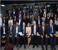 وزيرا الاستثمار والاتصالات يصطحبان وزير الاقتصاد الألماني في زيارة لمسرعة الأعمال «فلك»