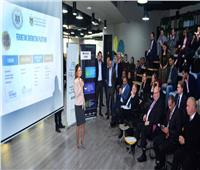 وزير البترول يستعرض مشروعات الغاز المصري أمام الوفد الألماني