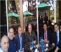 الزمالك يوجه الشكر للسفير المصري في كينيا.. ويهديه درع النادي