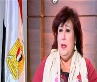 فيديو| وزيرة الثقافة: تمكين المرأة نابع من ثقة القيادة السياسية