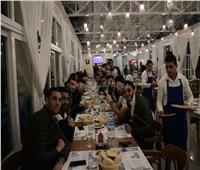 رئيس الإسماعيلي يقيم حفل عشاء للاعبين والجهاز الفني