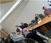 محافظ المنيا يبحث استعدادات تنفيذ التدريب العملي لمواجهة وإدارة الأزمات