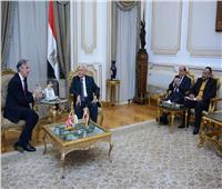 العصار يبحث مع سفير المملكة المتحدة سبل تعزيز التعاون المشترك