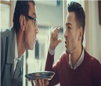فيديو| كليب «أشرب شاي» لـ «حمادة هلال» يقترب من ربع مليون مشاهدة