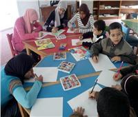 صور| فعاليات ثقافية متنوعة في «ثقافة جنوب سيناء»