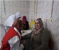 77.5% نسبة فحص فيروس سي في شمال سيناء