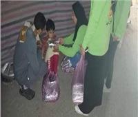 «حياة كريمة»| وجبات ساخنة لأطفال الشوارع في الزقازيق