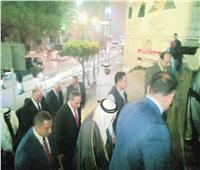 نقابة «الصحفيين» تستقبل حاكم الشارقة