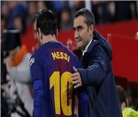 «فالفيردي»: مع ميسي أو بدونه يمكننا الفوز على ريال مدريد