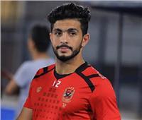 «تخصص إنبي».. أيمن أشرف يسجلثاني أهدافه في الدوري للأهلي