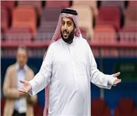 تركي آل الشيخ يكشف القيمة السوقية للاعبي بيراميدز والجهاز الفني