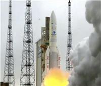 فيديو | السعودية تطلق أول قمر للاتصالات الفضائية