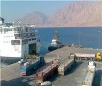فيديو| النقل البحري: إغلاق ميناء نوبيع لحين تحسن الأحوال الجوية