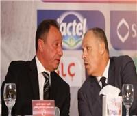 مباشر من اتحاد الكرة| سويلم يُعلق على غياب محمود الخطيب
