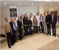 مدير منطقة البحر الأحمر للتأمين الصحي يعلن دعم مستشفي الأورمان