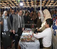 محافظ الإسكندرية يؤكد دعم الدولة للمشروعات الصغيرة والمتناهية الصغر
