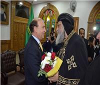 «مميش»: سعداء بزياره البابا تواضروس للإسماعيلية