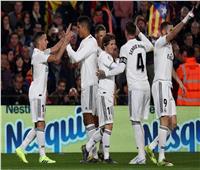 فيديو| ريال مدريد يفاجئ برشلونة بهدف مبكر