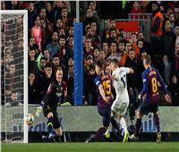 فيديو| ريال مدريد يضرب برشلونة بهدف في الشوط الأول