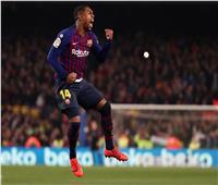 فيديو| «مالكوم» يسجل هدف التعادل لبرشلونة في ريال مدريد