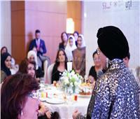 """جواهر القاسمي تشهد ملتقى """"الشارقة ترحب بكم"""" في القاهرة"""