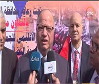 فيديو| محافظ القاهرة خلال تسليم الدرجات لذوي الإعاقة: «نؤدي واجبنا»