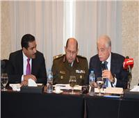 صور| عقد الاجتماع التنسيقي الثاني لمؤتمر تطبيقات السياحة الصحية المصرية