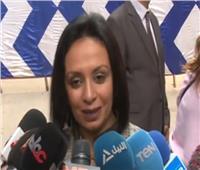 فيديو|مايا مرسي: ننتظر المزيد من الدعم لتحقيق أحلام المرأة العربية
