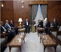 رئيس المكتب السياسي لحماس: نعتز بالأزهر وبمواقفه التاريخية