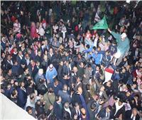 رئيس الزمالك و«آل الشيخ» يتفقدان المسجد والمنشآت الجديدة بالنادي