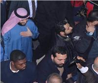 إلغاء المؤتمر الصحفي لرئيس الزمالك وتركي آل الشيخ
