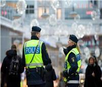 الشرطة السويدية تقبض على رجل بعد هجوم بسكين في ستوكهولم