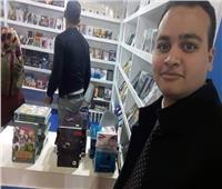 الأديب أحمد محمد منصور يكشف عن روايتي رعب بالعامية والفصحى