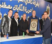 صور  مجلس الصيد يكرم الفائزين بختام بطولة كرة القدم للناشئين
