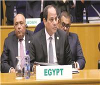 الدولة المصرية تفتح طريق الخير للأشقاء الأفارقة